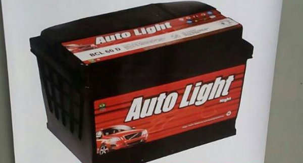 Bateria para Pick-up Auto Light 100 A