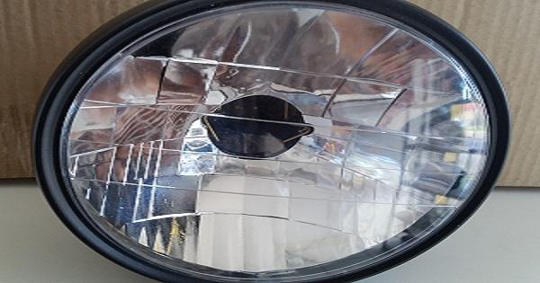 Farol Completo Sem Lâmpada Titan Fan 125 150