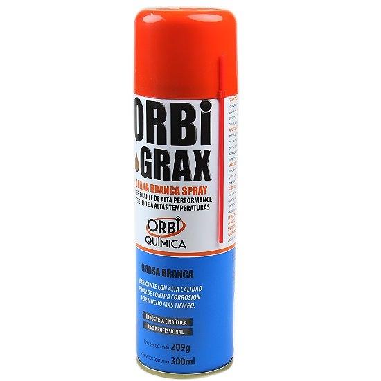 Lubrificante em Graxa Spray para Corrente de Motos