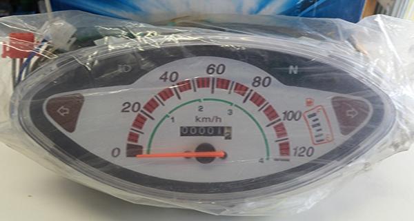 Painel da Moto Honda Biz 100 Paralelo