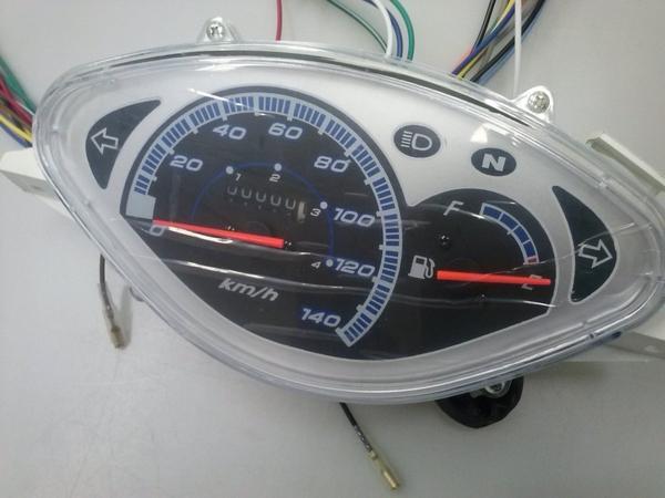 Painel da Moto Honda Biz 125 Paralelo