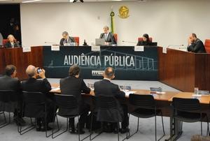 Advogado de Audiência