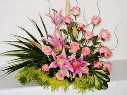Arranjo de Flores Naturais