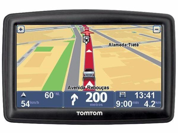 Manutenção de GPS