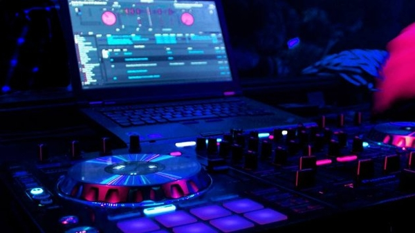 DJ para Festas