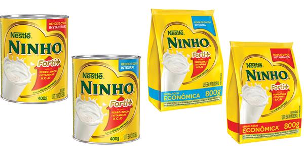 Leite Ninho Nestle