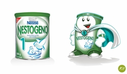 Nestogeno Nestle