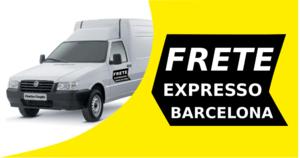 Frete Expresso Barcelona