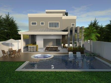 Casas à venda no Boulevard Lagoa