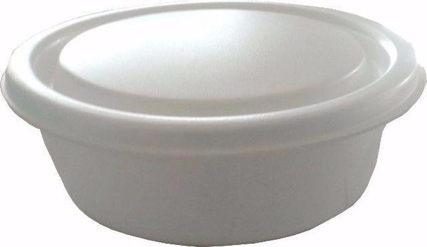 Embalagem Marmitex de Isopor