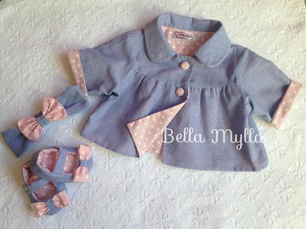 Roupas de Bebê Personalizadas
