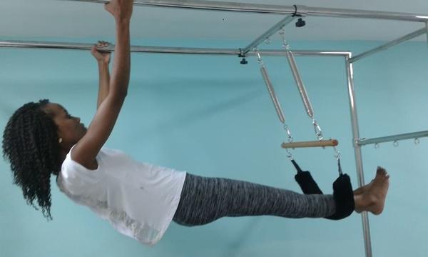 Hanging Pull Up no Pilates
