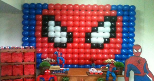 Painel de Balões para Festas