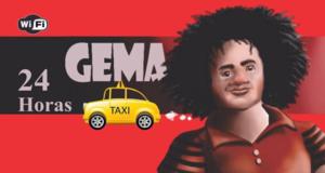 Táxi do Gema 24h